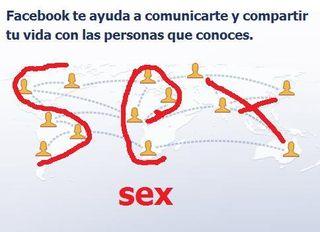 Facebook sex