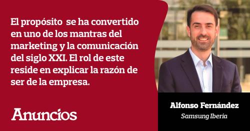Alfonso Ferández Samsung
