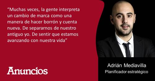 Adrian etiqueta