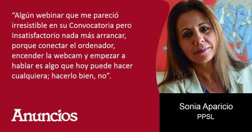 Sonia Aparicio 1