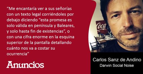 Plantilla PPT opiniones_ANUNCIOS sanz de andino